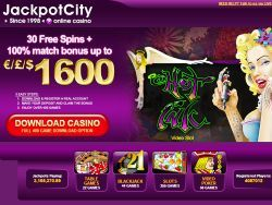 Jackpot City Slot Bonus
